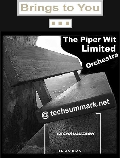 Promo Ad:  The Piper Wit Limited Orchestra  TECHSUMMARK RECORDS